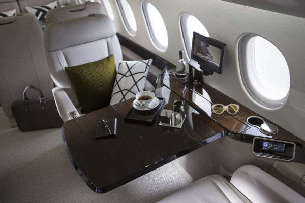 900LX Wide body cabin